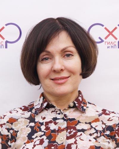 Voloshina Irina