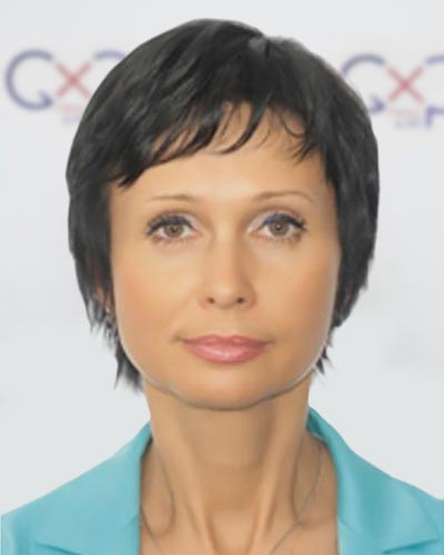 Титова Жанна Петровна