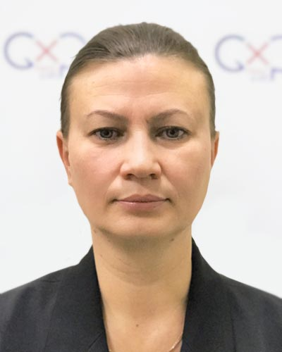Завьялова Ирина Евгеньевна