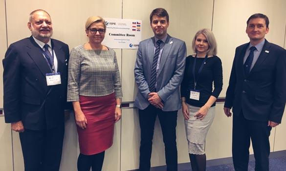 Эксперты ФБУ «ГИЛС и НП» приняли участие в Международной ежегодной конференции отделения ISPE Чешской Республики и Словакии