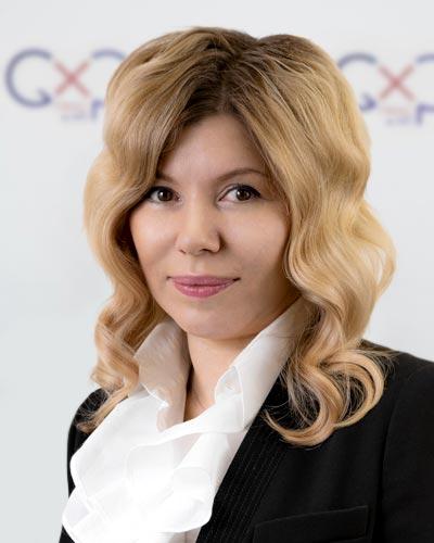 Гортинская Виктория Геннадьевна