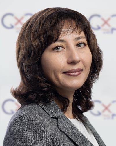 Табекова Людмила Тамерлановна