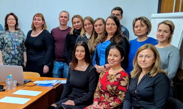 A regular educational course for pharmaceutical inspectors is taking place at FSI «SID & GP»