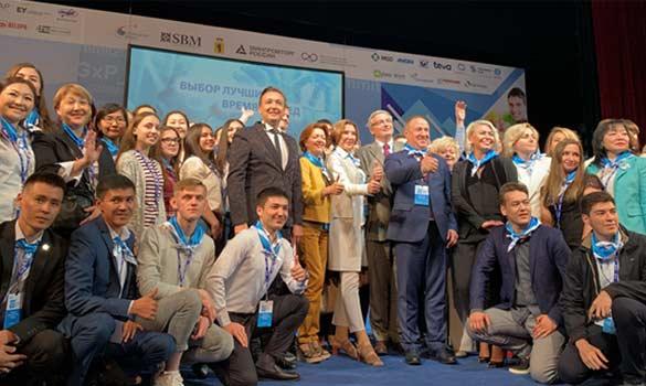 Director of SID & GP Vladislav Shestakov opened III GxP Summit