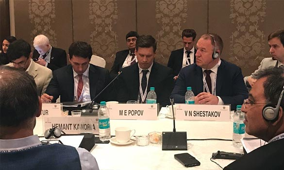 More than $ 1 million US is the value of the Russian exports to India